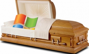 La alta cuota de mercado de Windows XP preocupa a Microsoft