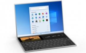 Surface Neo es una tableta plegable con dos pantallas que funciona con Windows 10X